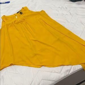 1 side swoop blouse